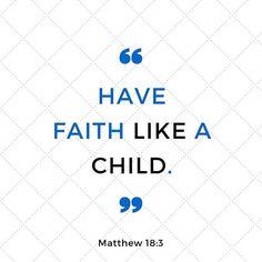 FaithLikeChild