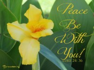 PeaceBeWithYou